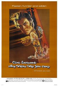 Any Which Way You Can (1980) 1080p Poster