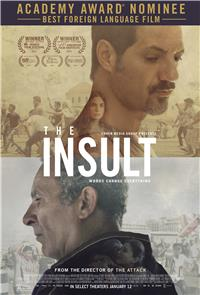 The Insult (2017) Poster