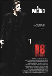 88 Minutes (2007) 1080p Poster