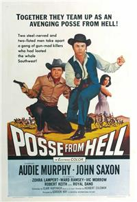 Posse from Hell (1961) Poster