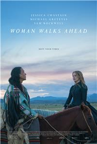 Woman Walks Ahead (2018) Poster