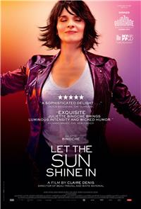 Let the Sunshine In (2017) 1080p Poster