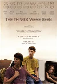 The Things We've Seen (2017) Poster