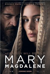Mary Magdalene (2018) Poster