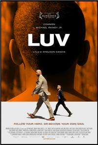 LUV (2013) Poster