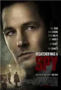 The Catcher Was a Spy (2018) 1080p Poster