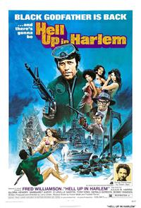 Hell Up In Harlem (1973) 1080p Poster