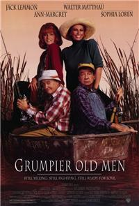 Grumpier Old Men (1995) Poster