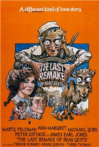 The Last Remake of Beau Geste (1977) Poster
