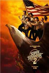 Super Troopers 2 (2018) 1080p Poster