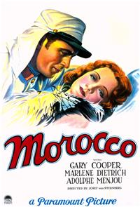 Morocco (1930) Poster