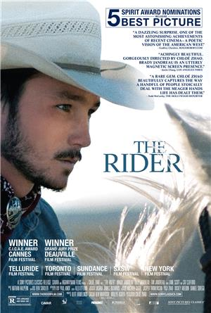 The Rider (2017) Poster