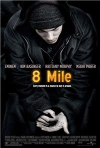 8 Mile (2002) 1080p Poster