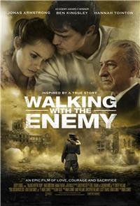 Walking with the Enemy (2014) Poster
