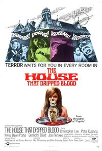 The House That Dripped Blood (1971) 1080p Poster