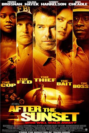 After the Sunset (2004) 1080p Poster