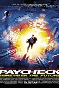 Paycheck (2003) 1080p Poster
