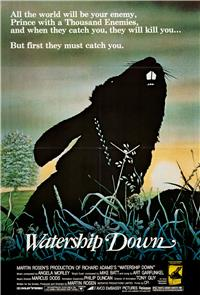 Watership Down (1978) 1080p Poster