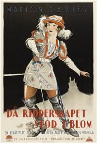 When Knighthood Was in Flower (1922) poster