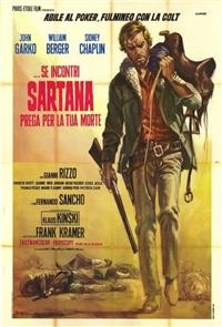 If You Meet Sartana Pray for Your Death (1968) Poster