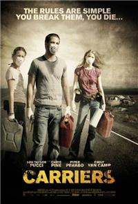 Carriers (2009) 1080p poster