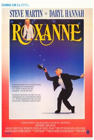Roxanne (1987) Poster