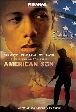 American Son (2008) Poster