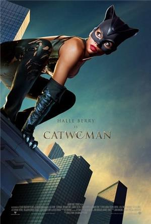 Catwoman (2004) 1080p Poster