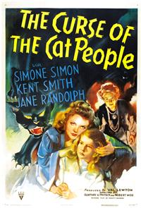 The Curse of the Cat People (1944) Poster