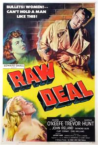 Raw Deal (1948) 1080p Poster