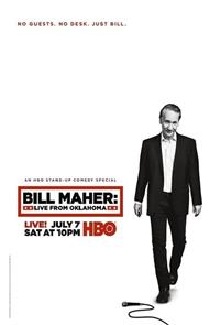 Bill Maher: Live From Oklahoma (2018) 1080p Poster