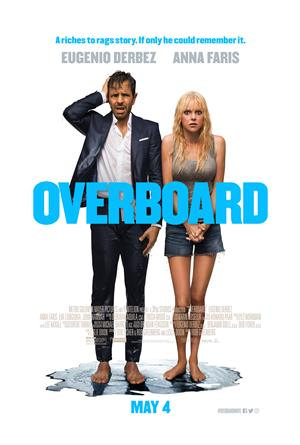 Overboard (2018) 1080p Poster