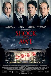 Shock and Awe (2018) 1080p Poster