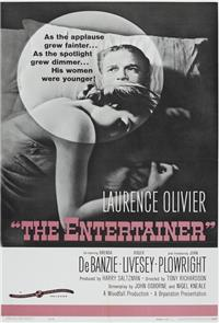 The Entertainer (1960) Poster