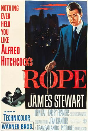 Rope (1948) 1080p Poster