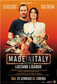 Made in Italy (2018) Poster