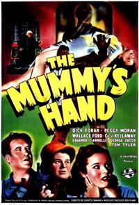 The Mummy's Hand (1940) 1080p Poster