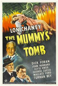 The Mummy's Tomb (1942) 1080p poster