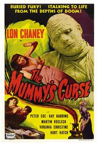 The Mummy's Curse (1944) 1080p Poster