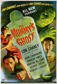 The Mummy's Ghost (1944) 1080p Poster