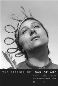 The Passion of Joan of Arc (1928) Poster