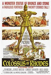 The Colossus of Rhodes (1961) Poster
