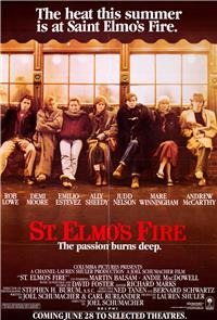 St. Elmo's Fire (1985) Poster