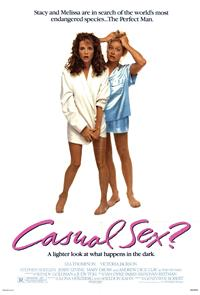 Casual Sex? (1988) 1080p Poster