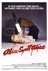 Alice Sweet Alice (1976) Poster