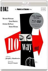 No Way Out (1950) 1080p Poster