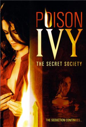 Poison Ivy: The Secret Society (2008) 1080p Poster