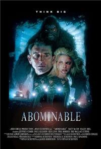Abominable (2006) Poster