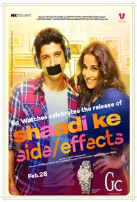 Shaadi Ke Side Effects (2014) 1080p Poster