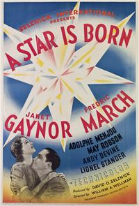 A Star Is Born (1937) 1080p Poster